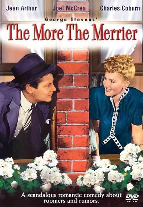 MORE THE MERRIER BY ARTHUR,JEAN (DVD)