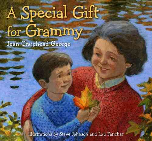 A Special Gift for Grammy By George, Jean Craighead/ Johnson, Steve (ILT)/ Fancher, Lou (ILT)