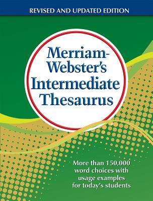 Merriam-Webster's Intermediate Thesaurus By Merriam-Webster (COR)
